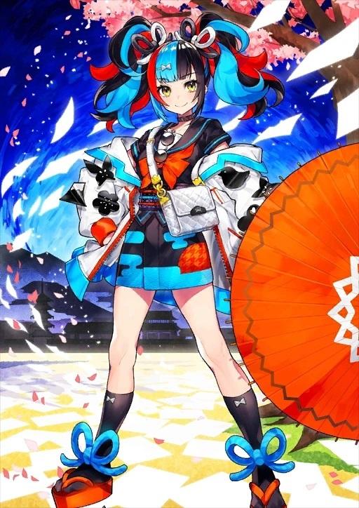 Sei Shōnagon de Fate GO já dominou o Google Imagens