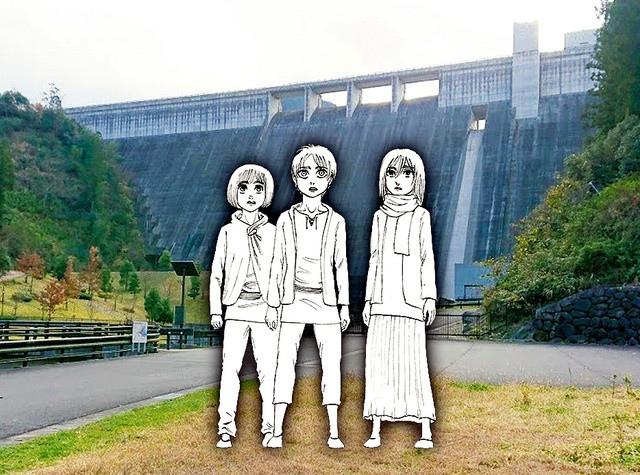 Shingeki vai ganhar Estátua na Cidade natal de Isayama