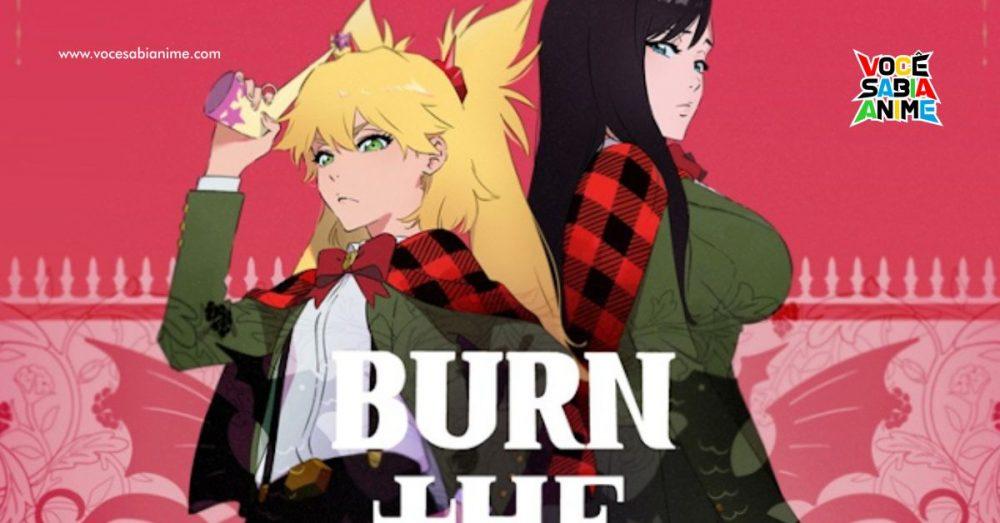Anime de Burn the Witch