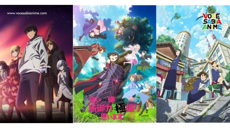 Guia de Sobrevivência da Temporada Inverno 2020 - Como Acompanhar os Animes que Terminaram