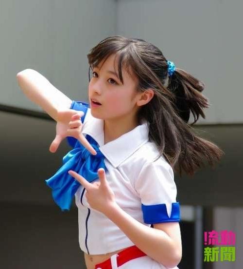 Idol Hashimoto Kanna apareceu em Ishuzoku Reviewers