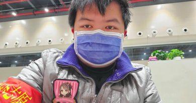 Homem com Coronavírus assiste anime como Suporte Espiritual e Melhora