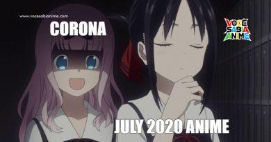 Eiichi Kuboyama diz que Talvez não dê pra Exibir Animes em Julho