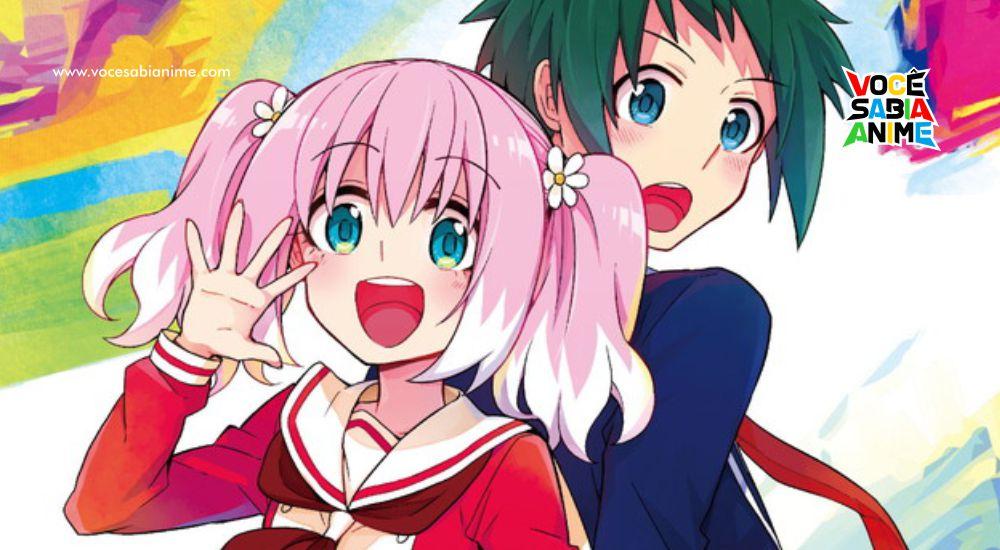Mangá Munou na Nana ganha Anime