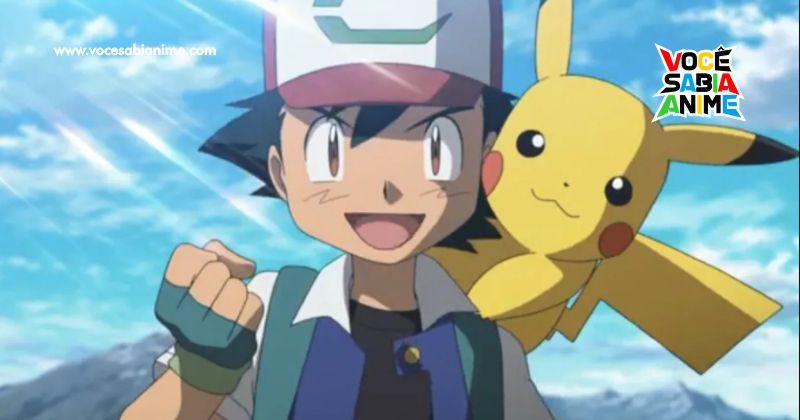Escritor Original do anime de Pokémon queria um Fim para Ash