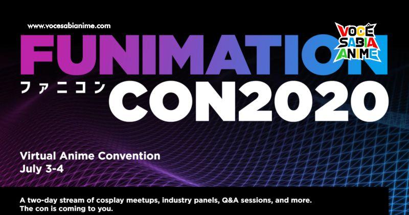 Funimation realiza evento Virtual