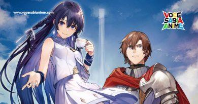 Light Novel Unnamed Memory ganha Adaptação para Mangá