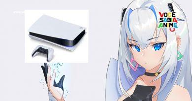 Seu Playstation 5 já é uma Waifu