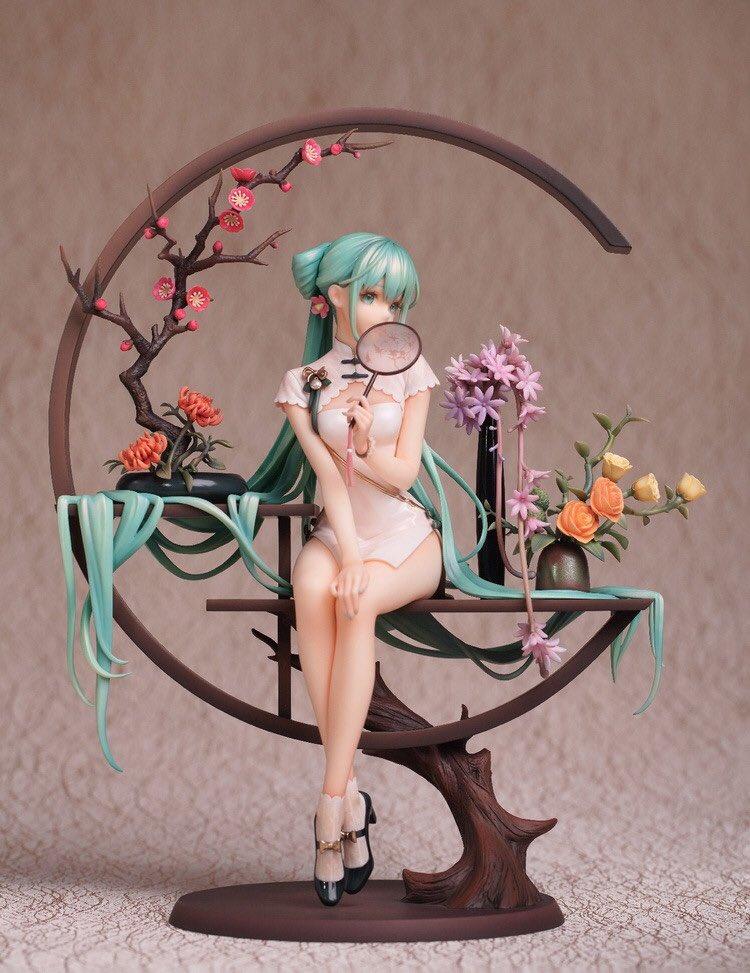 Incrível figure da Hatsune Miku vai entrar em pré-venda