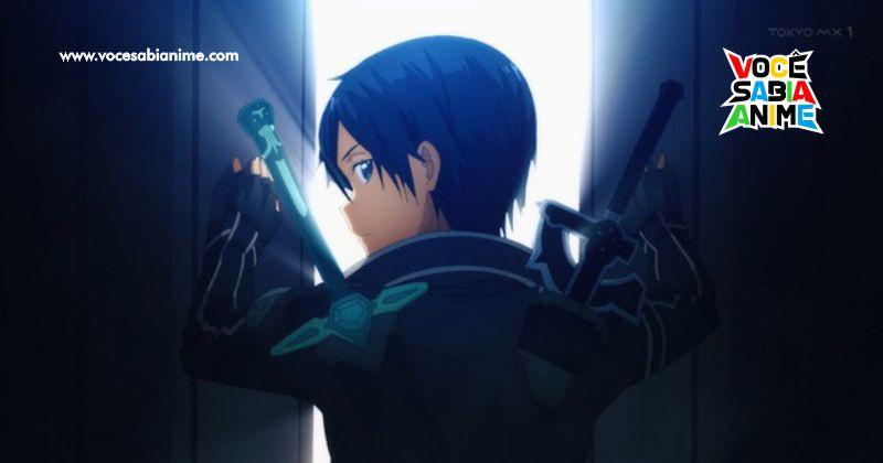 SAO Unital Ring vai ganhar Anime