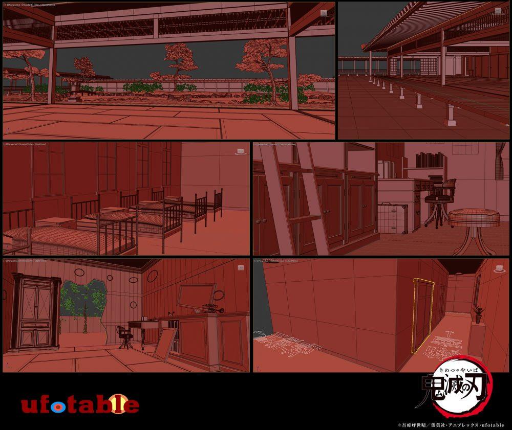 Materiais de produção do anime de Kimetsu no Yaiba
