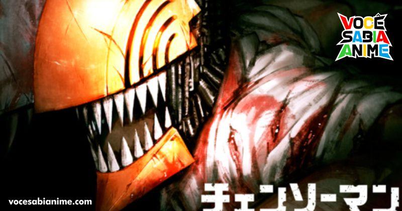 Anime de Chainsaw Man anunciado