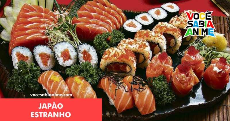 Para ter Sushi grátis Taiwaneses mudam seus nomes para ''Salmão''