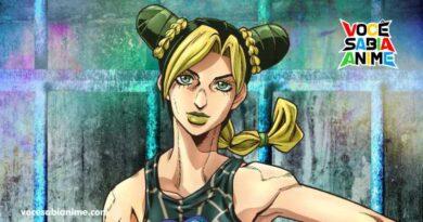 Anunciado anime de JoJo Stone Ocean