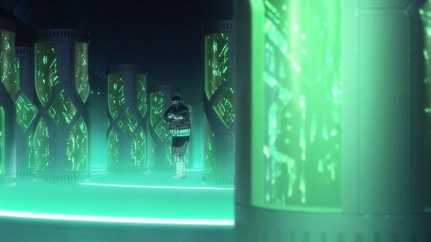 "JoJo's Bizarre Adventure: Stone Ocean"" anime series teaser visual"