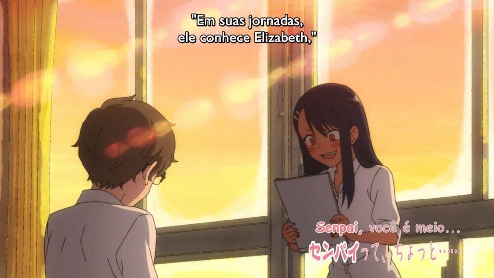 Comentando Nagatoro-san Episódio 1