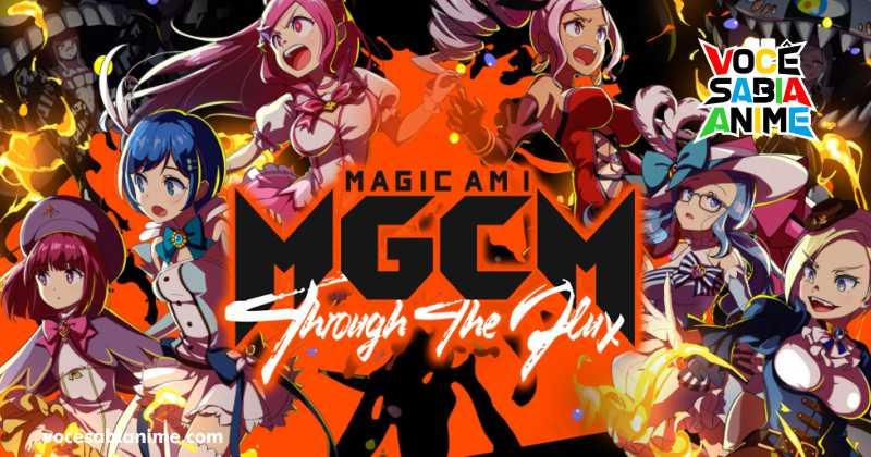 Conheça Magicami gacha game R18