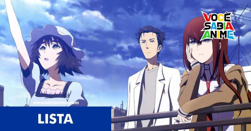 Lista Animes que fazem 10 anos em abril 2021