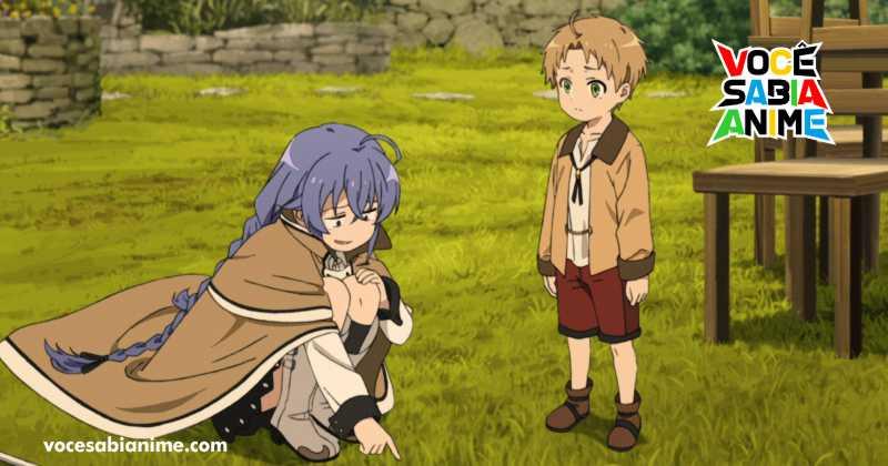 Segundo diretor Mushoku Tensei é difícil de adaptar em anime