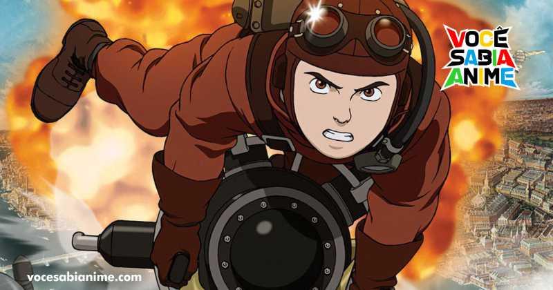 Takashi Hashimoto ainda espera desculpas de Seiya Numata por Steamboy