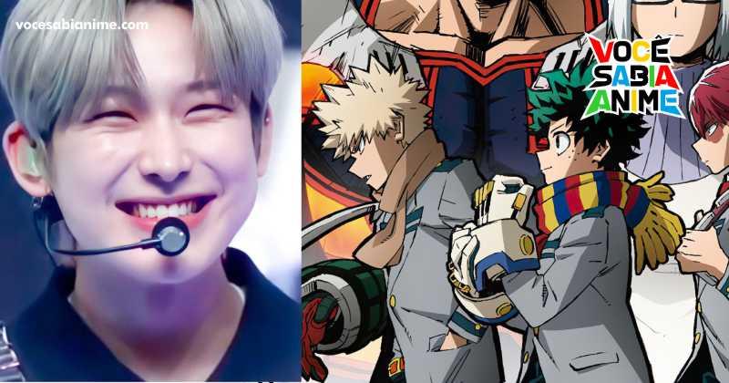 Fãs de K-POP Atacam conta de My Hero Academia