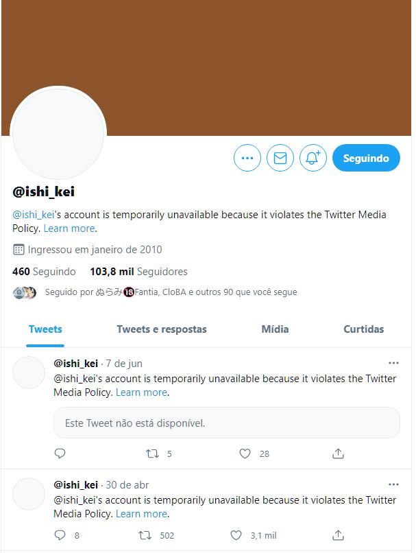 ishikei suspenso no twitter