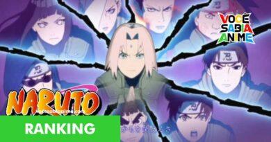 Fãs Japoneses votam nas suas Aberturas favoritas de Naruto
