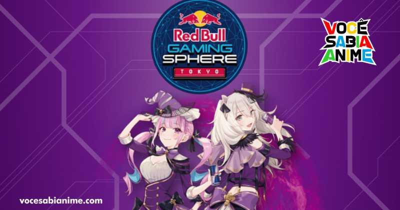 VTubers Aqua e Botan se tornam embaixadoras da Red Bull