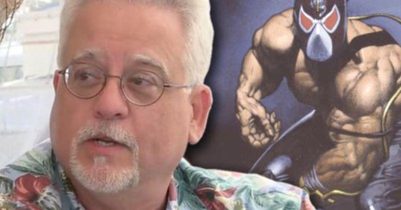Escritor do Batman Chuck Dixon da sua opinião sobre Mangás superarem Comics
