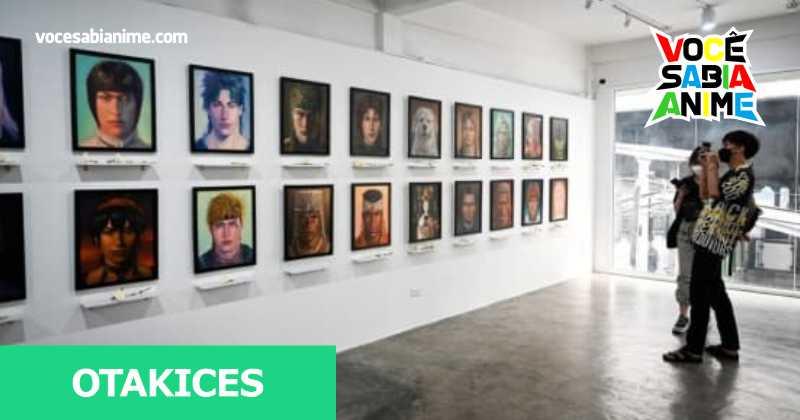 Exposição na Tailândia mostra personagens de animes mortos