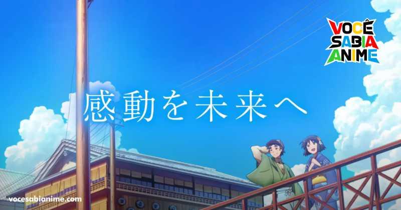 KyoAni lança dois novos lindos Comerciais