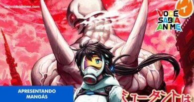 Mutant wa Ningen no Kanojo to Kiss ga Shitai