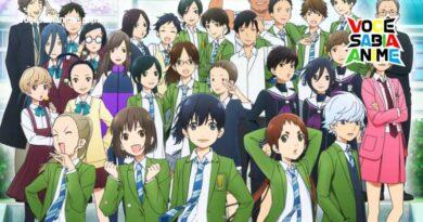 Sayonara Watashi no Cramer tem Mudança em seus Blu-rays