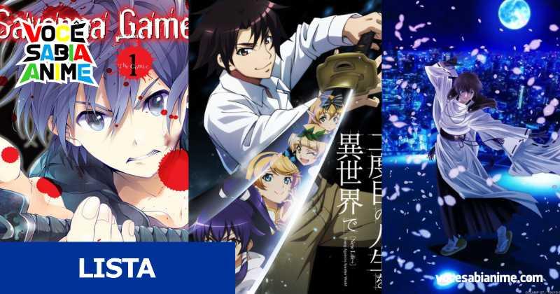 Animes Cancelados antes de Estrear