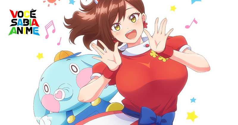 Anunciado anime de Showtime Uta no Ojou-san Datte Shitai