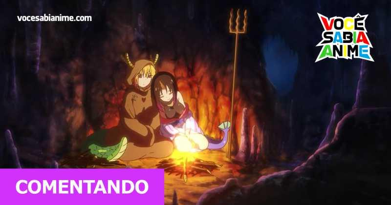 Comentando Dragon Maid S Ep 5