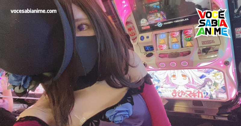 Cosplays de Uma Musume alegram Pachinko