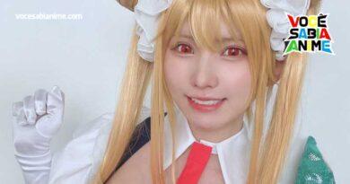 Enako é criticada por mudar roupa de Tohru em Cosplay
