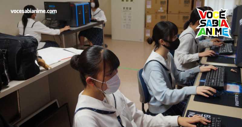 Escola Feminina no Japão tem Clube de eSports