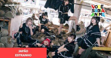 Garota sai de grupo Idol por Otakus serem Nojentos