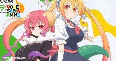 Japoneses escolhem seus Personagens Favoritos de Dragon Maid