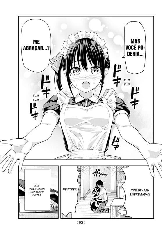 Kanojo mo Kanojo alterou cena de abraço entre Nagisa e Nayoa