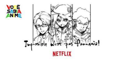 Netflix anuncia anime Lady Napoleon