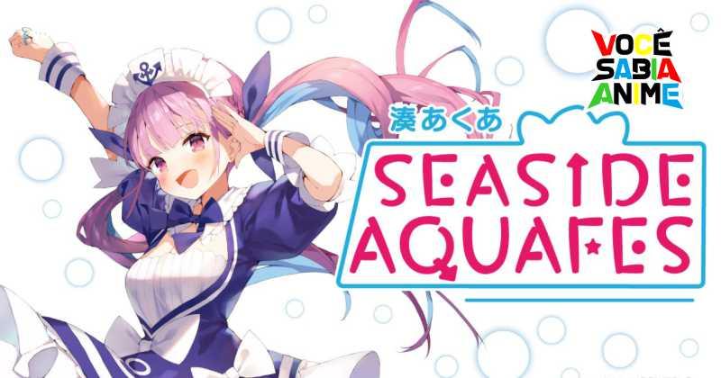 VTuber Minato Aqua é provávelmotivo de Ataque DDoS ao Power Station