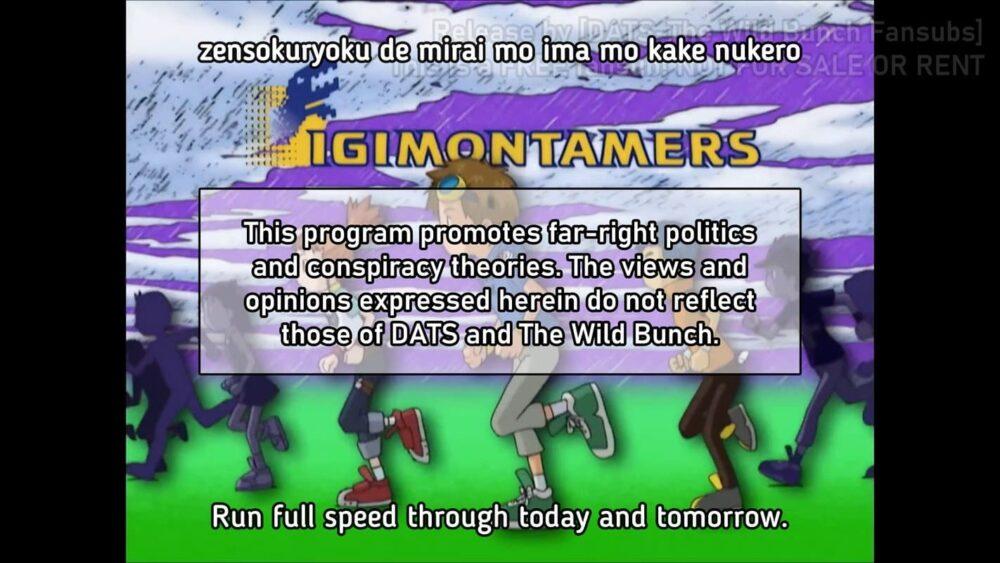 Digimon Tamers enfrenta Politicamente Correto e Cultura do Cancelamento em Áudio Drama