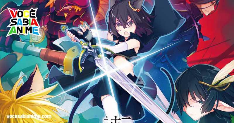 Anunciado Anime de Tensei shitara Ken deshita