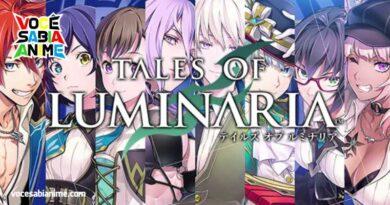 Anunciado anime de Tales of Luminaria