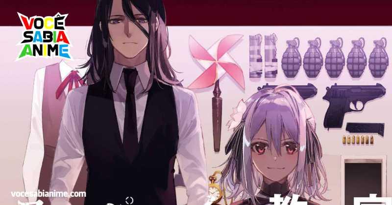 Klaus é o Protagonista de Spy Classroom e não Lily