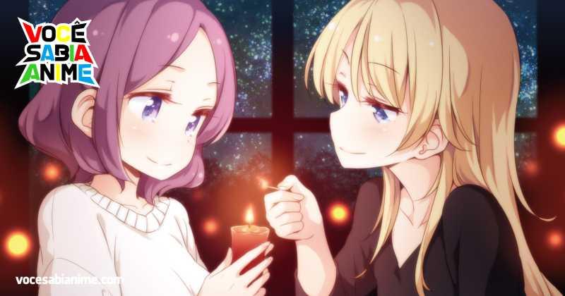 Mangá de New Game confirma Casamento de Rin e Kou