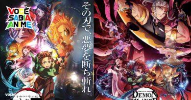 Mugen Train vira anime e Segunda Temporada de Kimetsu estreia dia 5 de dezembro